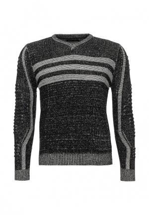 Пуловер Just Key. Цвет: серый