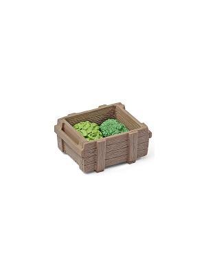 Набор для корма, листья SCHLEICH. Цвет: зеленый, коричневый