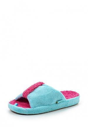 Тапочки Dream Feet. Цвет: разноцветный