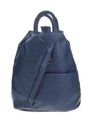 Рюкзак женский Olere. Цвет: синий