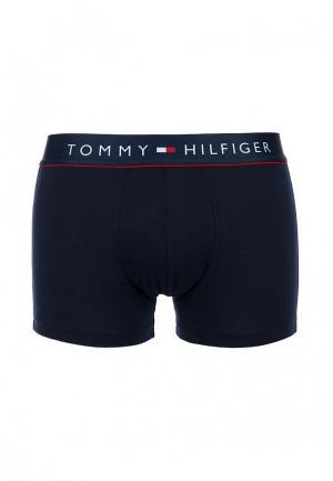 Трусы Tommy Hilfiger. Цвет: синий
