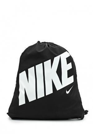 Мешок Nike. Цвет: черный
