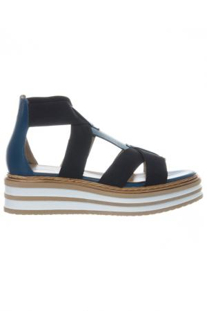 Sandals Loretta Pettinari. Цвет: blue