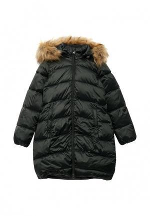 Куртка утепленная Oldos. Цвет: зеленый