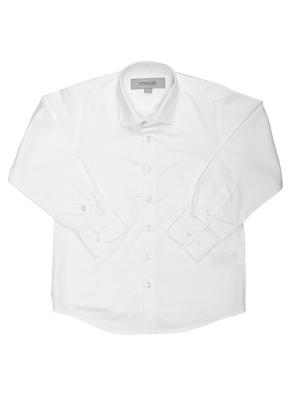 Сорочка STENSER. Цвет: белый