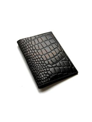 Обложка паспорта Вектор. Цвет: черный