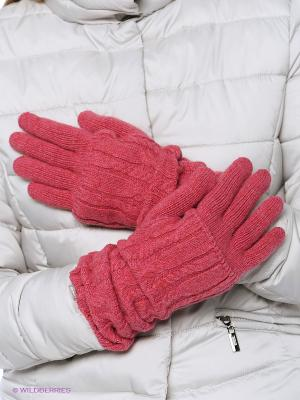 Перчатки FOMAS. Цвет: фуксия