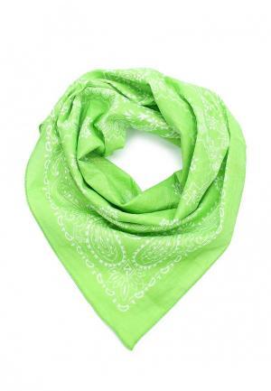 Платок Venera. Цвет: зеленый