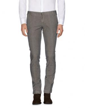 Повседневные брюки MASSIMO BRUNELLI. Цвет: песочный