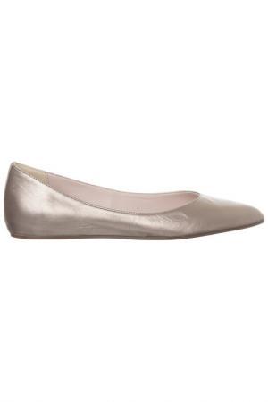 Ballerinas FORMENTINI. Цвет: bronze