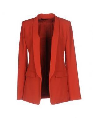 Пиджак ANNARITA N.. Цвет: красный