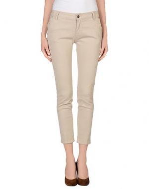 Повседневные брюки MAGILLA. Цвет: бежевый