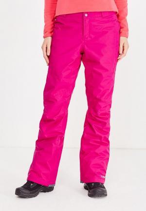Брюки горнолыжные Columbia. Цвет: розовый