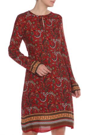 Платье La Reine Blanche. Цвет: красный