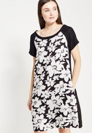 Платье Relax Mode. Цвет: разноцветный