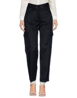Повседневные брюки NEW YORK INDUSTRIE. Цвет: черный