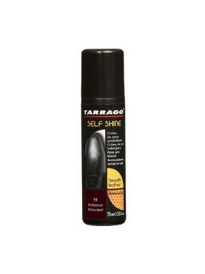 Крем для блеска Self Shine, ФЛАКОН, 75мл. (бордовый) Tarrago. Цвет: бордовый