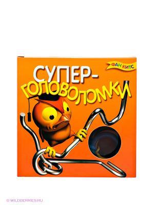 Суперголоволомки Fun kits. Цвет: оранжевый