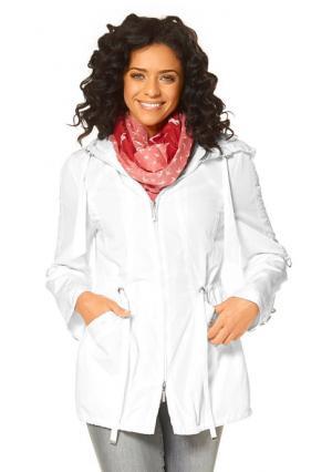 Куртка BOYSENS BOYSEN'S. Цвет: белый