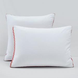 Наволочка, Aruban La Redoute Interieurs. Цвет: белый,фиолетовый