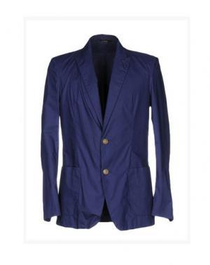 Пиджак FILIPPA K. Цвет: синий