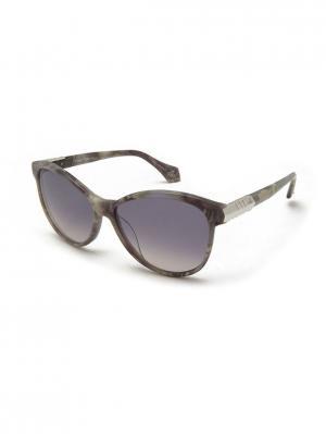 Солнцезащитные очки VW 906S 03 Vivienne Westwood. Цвет: серый