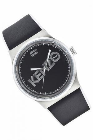Часы Kenzo. Цвет: серебряный