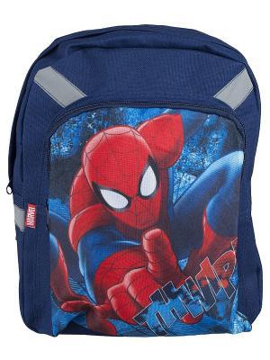 Рюкзак Spider-Man. Цвет: синий, красный