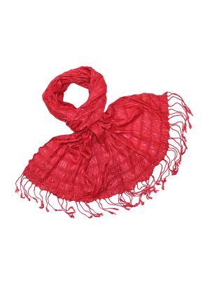 Платок Ethnica. Цвет: красный