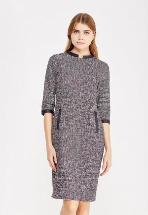 Платье Profito Avantage. Цвет: серый