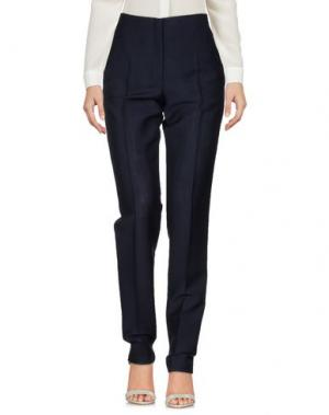 Повседневные брюки DIOR. Цвет: темно-синий