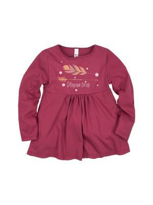 Блузка Bossa Nova. Цвет: бордовый