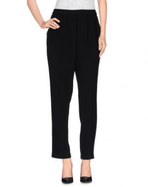 Повседневные брюки THAKOON. Цвет: черный