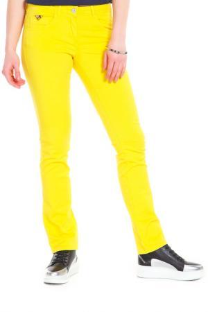 Брюки Napapijri. Цвет: желтый
