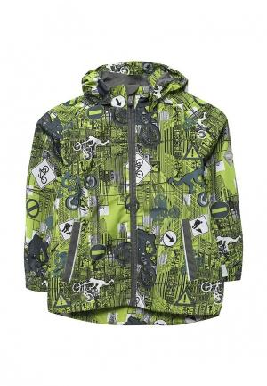 Куртка Huppa. Цвет: зеленый