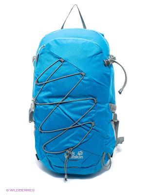 Рюкзак Jack Wolfskin. Цвет: голубой