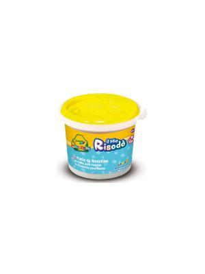 Масса для лепки в стакане Смешивай цвета желтая Crayola. Цвет: желтый