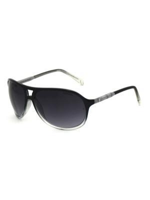 Cолнцезащитные очки Exenza. Цвет: темно-серый