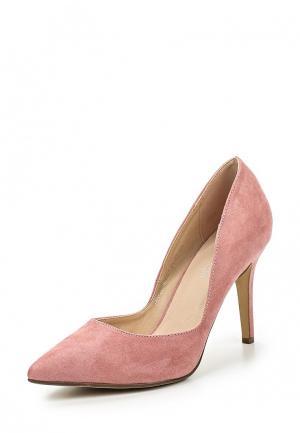 Туфли Amazonga. Цвет: розовый