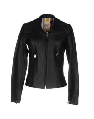 Куртка GARAGE NOUVEAU. Цвет: черный