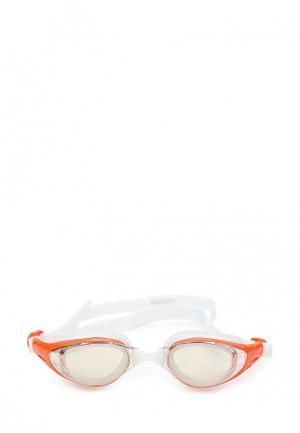 Очки для плавания Joss. Цвет: оранжевый