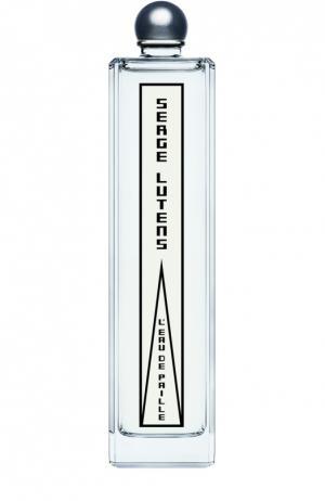 Парфюмерная вода LEau de Paille Serge Lutens. Цвет: бесцветный
