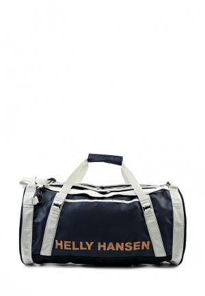 Сумка спортивная Helly Hansen. Цвет: синий