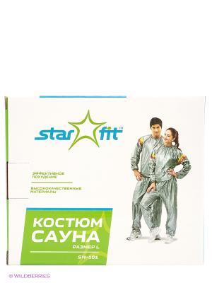 Костюм-сауна STAR FIT SW-101, L, серый Starfit. Цвет: серый