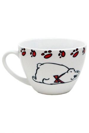 Юмбо-чашка Мишки 1 шт. Федерация. Цвет: мультицвет