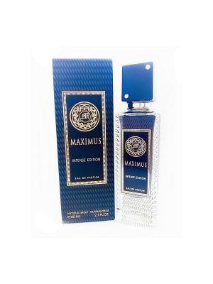 Arabic Perfumes Maximus Intense Edition edp 80 ml. Цвет: синий, белый