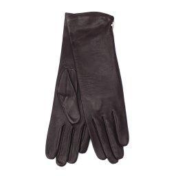 Перчатки  AUDREY/S темно-фиолетовый AGNELLE