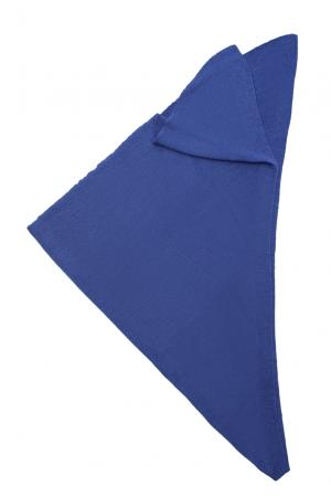 Шаль из шерсти 153305 Norsoyan. Цвет: синий