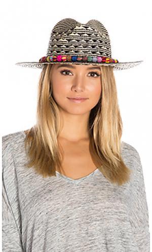 Шляпа cartagena Valdez. Цвет: черный