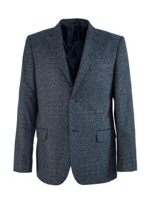 Пиджак STENSER. Цвет: серый, морская волна